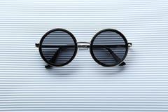 Black sunglasses Stock Photo