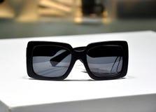 Black sunglasses Stock Photography