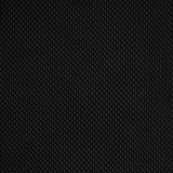 Black synthetic fabric texture background. Pattern Royalty Free Stock Images