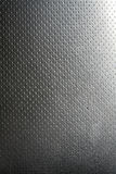 Black Synthetic leather. Closeup black Synthetic leather texture Stock Photos