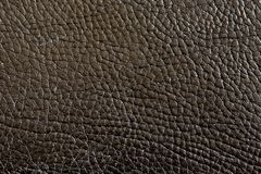 Black synthetic leather texture royalty free stock photography