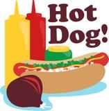 black tła butelki są gorący wizerunek psa ketchup odizolowywającej musztardę Zdjęcie Royalty Free