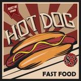 black tła butelki są gorący wizerunek psa ketchup odizolowywającej musztardę plakat retro ilustracji