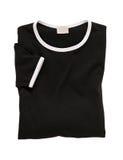 Black T-Shirt Stock Images