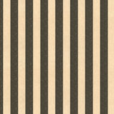 Black and Tan Striped Vintage Paper Stock Image