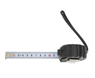 Black tape measure Royalty Free Stock Photos