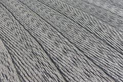Black tarmac surface background Stock Photos