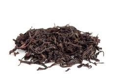 Black tea. On a white background Royalty Free Stock Image