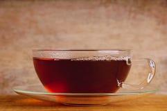 black tea Royaltyfri Bild