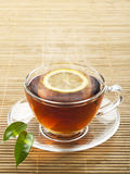 Black tea Royalty Free Stock Image