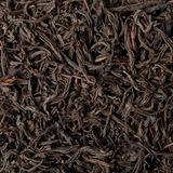 Black tea. Loose dried tea leaves royalty free stock photography