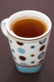 Black tea. Royalty Free Stock Images
