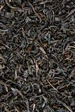 Black Tea Background. Black tea. Dry leaves. View from the top Stock Photo