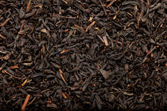 Black tea background Royalty Free Stock Images