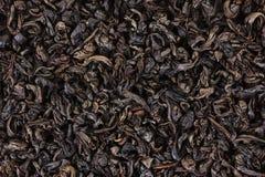 Black tea background Stock Images