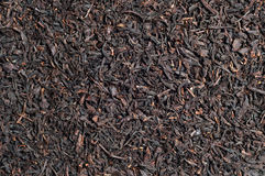 Black tea background Royalty Free Stock Photo