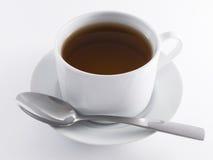 Black Tea Cup Royalty Free Stock Image