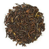 Black tea Darjeeling organic Stock Images