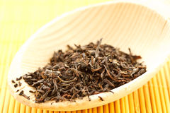 Black tea flavored Royalty Free Stock Photo