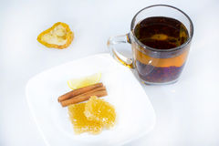 Black tea. Royalty Free Stock Photos