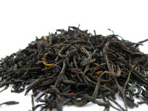 Black Tea. This is black tea isolated stock photography