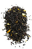 Black tea leaves Stock Photos