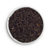 Black tea leaves Stock Photo