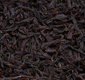 Loose dried tea leaves, marco. Black tea loose dried tea leaves, marco Stock Photo