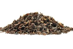 Black tea mix Stock Photo
