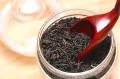 Black tea. Royalty Free Stock Photography