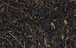 Black tea texture Stock Images