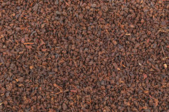 Black tea texture Royalty Free Stock Images