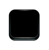 Black technology icon isolated on white Royalty Free Stock Photo