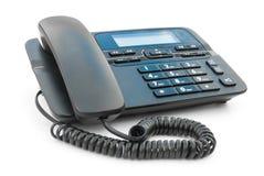 Black telephone Royalty Free Stock Images