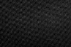 Black textile background Stock Photography