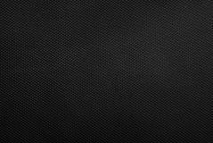 Black textile background Stock Photography