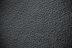 Black textile texture background Royalty Free Stock Images