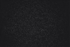 Black textural surface of artificial fabric Royalty Free Stock Photo