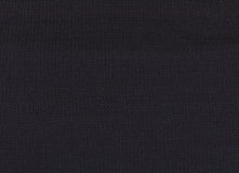 Black  texture of knitted fabric. Royalty Free Stock Images
