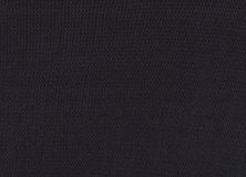 Black  texture of knitted fabric. Stock Photos