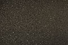 Black texture. With white blemishes Royalty Free Stock Photo