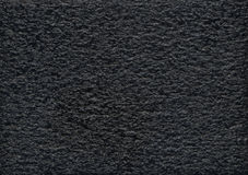 Black Textured Background Stock Photo