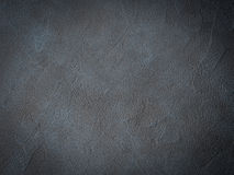 Black textured concrete background Royalty Free Stock Photos