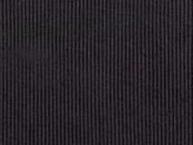 Black textured fabric Royalty Free Stock Photo