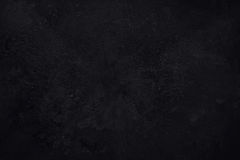 Black textured grunge background Stock Images