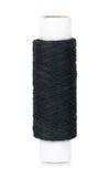 Black threads Stock Photography