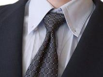 Black tie Royalty Free Stock Image
