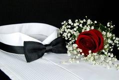 Black Tie Royalty Free Stock Photo