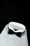 Black Tie Royalty Free Stock Photography