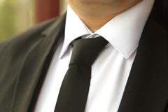 Black tie Royalty Free Stock Images